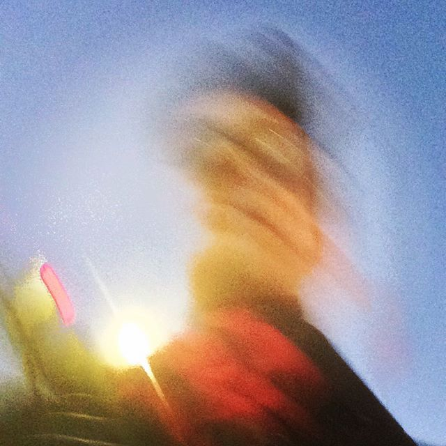 Me ghosting on your life. #dtla #losangeles #gayboy #abstract