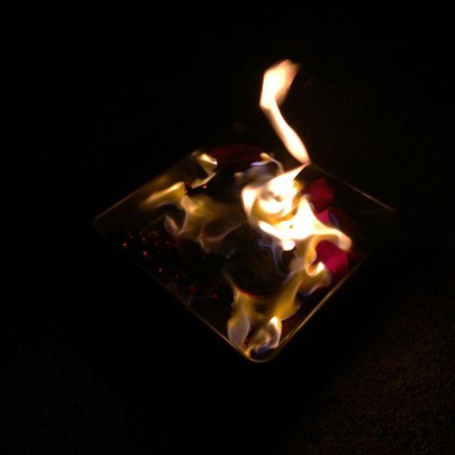 We burned Rand Paul shirts tonight. #dtla #losangeles #tlot