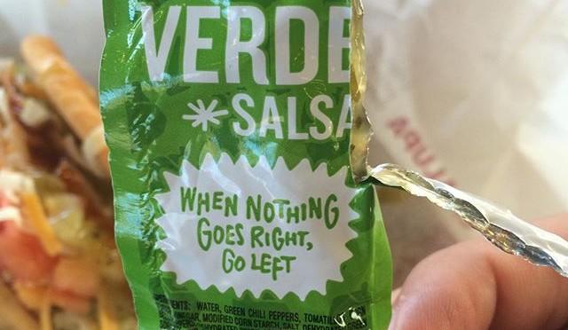 My condiment is a fucking commie. #dtla #losangeles