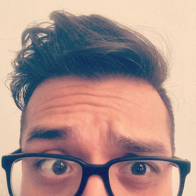 Hair game probably on fleek. #dtla #losangeles #gayboy
