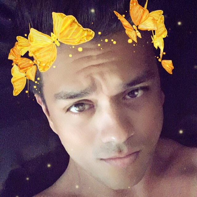 I'd make a pretty butterfly fairy.