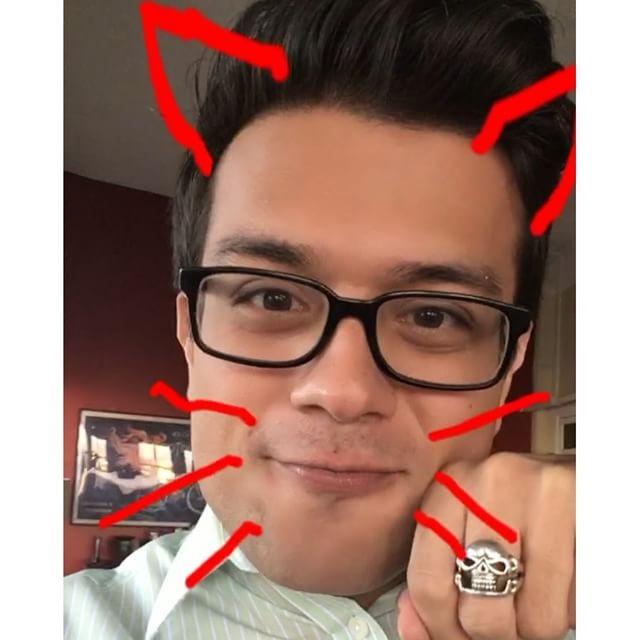 OMFG, I'm an actual cat.
