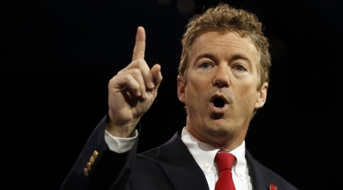 The best quotes from Rand Paul's response to the State of the Union
