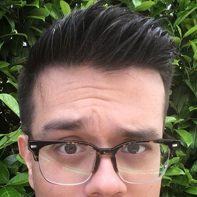 It's a haircut. 🏽♂️ Also, am I allowed this emoji?