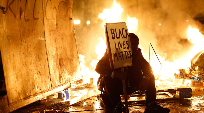 """All Lives Matter"" is a lie: Why conservatives don't actually believe it"